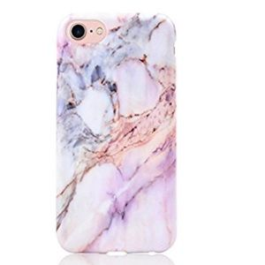 Accessories - iPhone 7/8 Slim Fit Marble Case